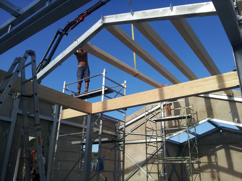 Poly house terni for Case acciaio