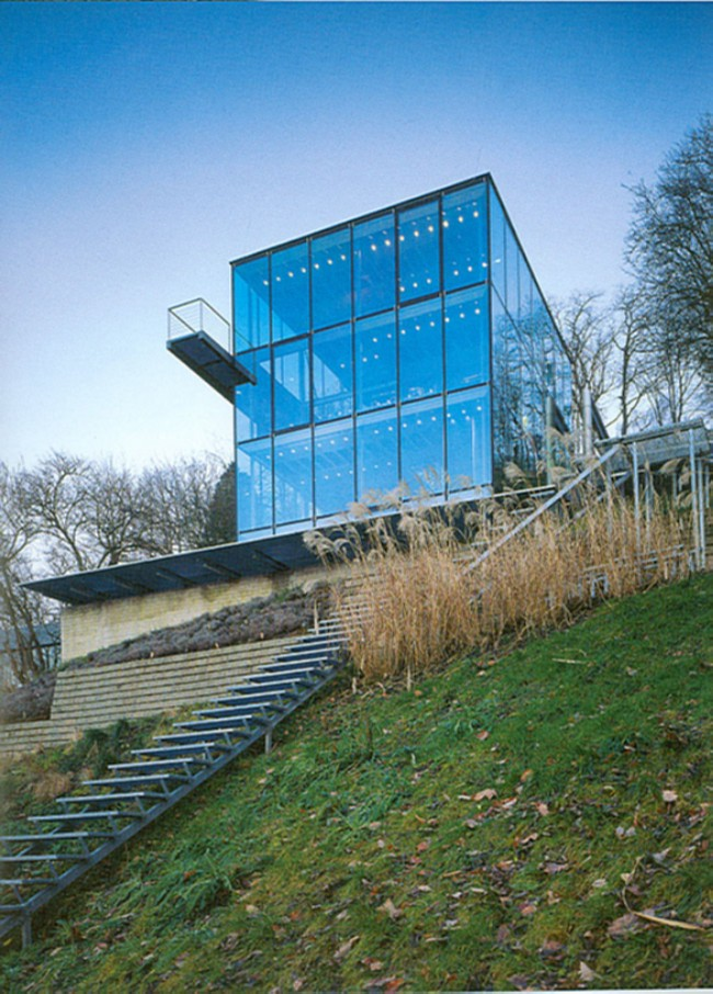 Poly house case prefabbricate case nel mondo for Case in vetro