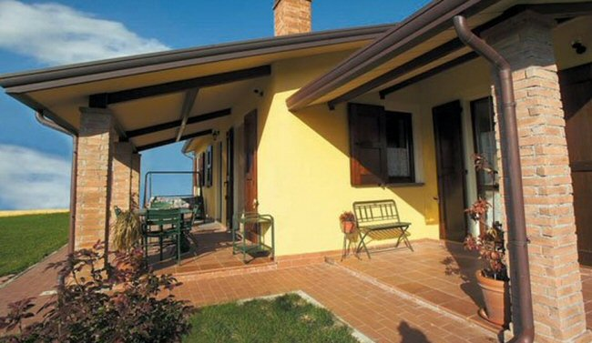 Poly house case prefabbricate case prefabbricate in for Case moderne sotto 100k