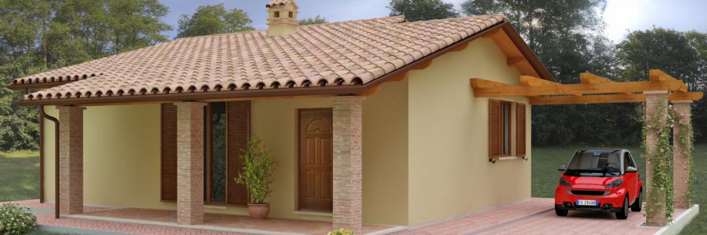 Poly house case prefabbricate le case prefabbricate for Case di tronchi economici da costruire